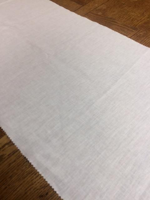 Tissu lin pour nappe - tissé en France